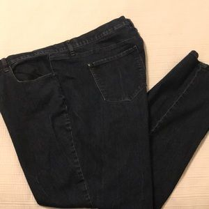 Hard to part with DKNY Plus size jeans!